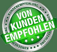 Kunden-Empfehlung-Siegel