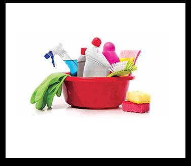 Reinigung-Reinigungsmittel-Umzug-Profis