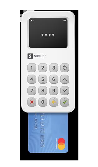 Zahlung-Ec-Karte